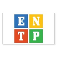 Myers-Briggs ENTP Decal