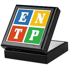 Myers-Briggs ENTP Keepsake Box