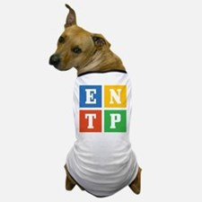 Myers-Briggs ENTP Dog T-Shirt