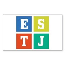 Myers-Briggs ESTJ Decal