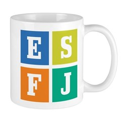 Myers-Briggs ESFJ Mug