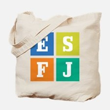 Myers-Briggs ESFJ Tote Bag