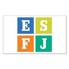 Myers-Briggs ESFJ Decal