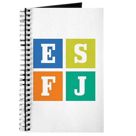 Myers-Briggs ESFJ Journal