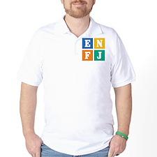 Myers-Briggs ENFJ T-Shirt