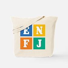 Myers-Briggs ENFJ Tote Bag