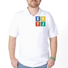 Myers-Briggs ENTJ T-Shirt
