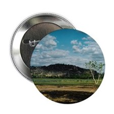 Oenpelli, Arnhem Land NT Button/Badge
