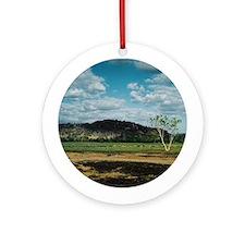Oenpelli, Arnhem Land NT Ornament (Round)