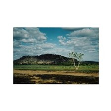 Oenpelli, Arnhem Land NT Rectangle Magnet