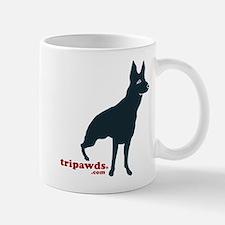 Tripawds Rear Leg GSD Mug