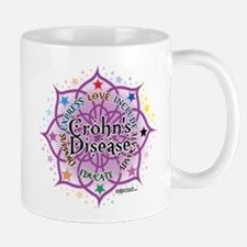Crohn's Disease Lotus Mug