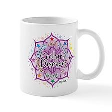 Crohn's Disease Lotus Mug