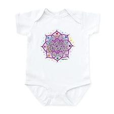 Crohn's Disease Lotus Infant Bodysuit