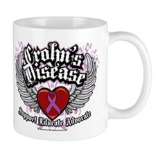 Crohn's Disease Wings Mug