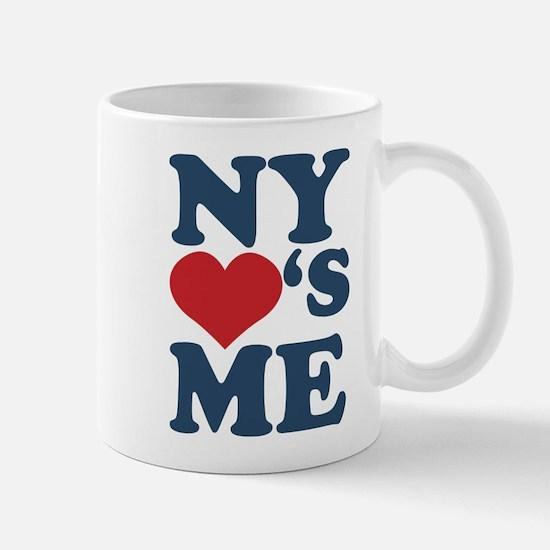 NY Loves Me Mug