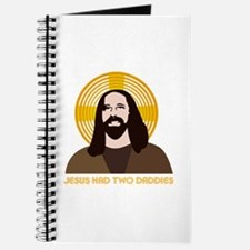 Jesus Had Two Dads Journal