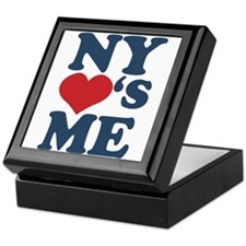 NY Loves Me Keepsake Box