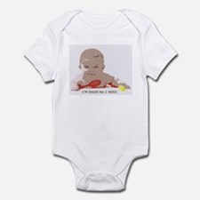 Tennis Seed Infant Bodysuit