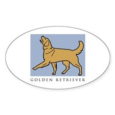 Happy Heeling Golden Decal