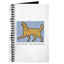 Happy Heeling Golden Journal