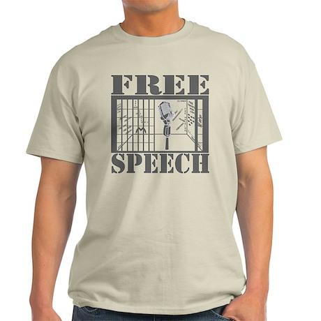 FREE SPEECH! 2.0 Light T-Shirt