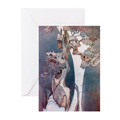 In Fairyland Greeting Cards (Pk of 20)