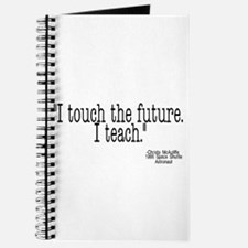 i touch the future i teach Journal