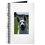 White German Shepherd Journal