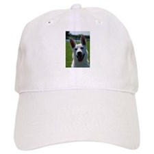 White German Shepherd Photo Baseball Baseball Cap