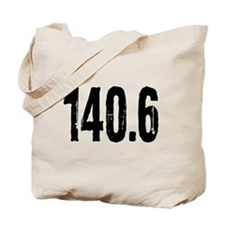 140.6 Tote Bag