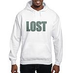 Lost DHARMA Pattern Hooded Sweatshirt