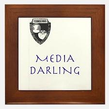 Darling Framed Tile