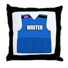 Cute Javier Throw Pillow