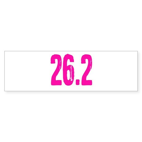 26.2 Sticker (Bumper 10 pk)