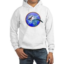 Dolphin Smiling Hoodie