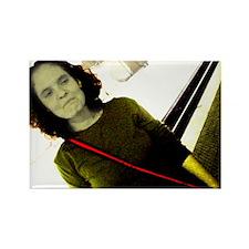 Julia Rectangle Magnet (10 pack)