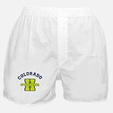 Colorado Stoner High Boxer Shorts