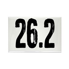 26.2 Rectangle Magnet (10 pack)