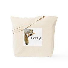 Squirrel Party! Tote Bag