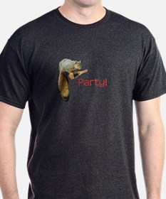 Squirrel Party! T-Shirt