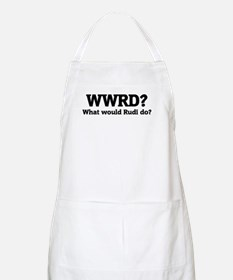 What would Rudi do? BBQ Apron