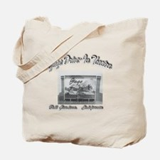 Gage Drive-In Theatre Tote Bag