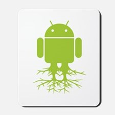 Rooted Android Mousepad