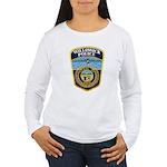 Willowick Police Women's Long Sleeve T-Shirt