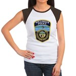 Willowick Police Women's Cap Sleeve T-Shirt