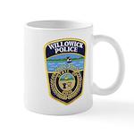 Willowick Police Mug