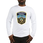 Willowick Police Long Sleeve T-Shirt