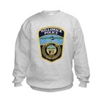 Willowick Police Kids Sweatshirt