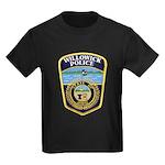 Willowick Police Kids Dark T-Shirt